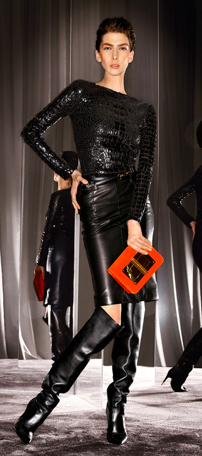 @IN &gt;Tom Ford 2012-2013LookBook